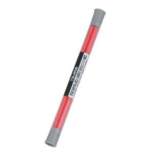 タジマ・すみつけクレヨン蛍光PI替芯・SKHS-KPIN 大工道具:墨つけ・基準出し:マーカー