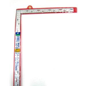 シンワ・厚手広巾50cm8段目盛・11481 大工道具:測定具:その他測定・製図2