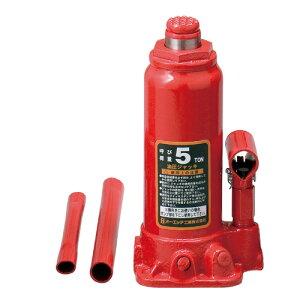 OH・油圧ジャッキ‐5T・OJ-5T 作業工具:スリング・ジャッキ:ジャッキ(代引き不可)【送料無料】
