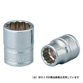 KTC・ソケット‐(9.5)・B3-19W-H 作業工具:ソケット:3/8ソケット(代引き不可)