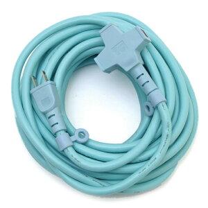 E−Value・ラバロン延長コード‐Sブルー・NC-1‐10M 電動工具:電工ドラム・コード:延長コード2