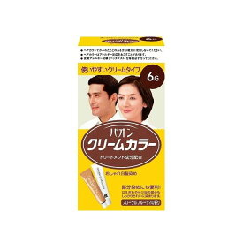 ヘンケルジャパン パオン クリームカラー 6G 自然な褐色(代引不可)