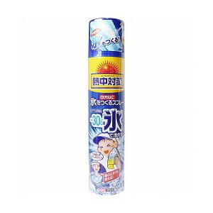 小林製薬(桐灰化学) 熱中対策タオルに氷をつくるスプレー230ML(代引不可)