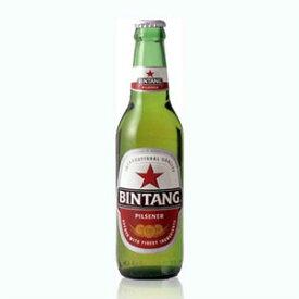 インドネシア ビンタンビール 瓶 輸入ビール 330ml×24本