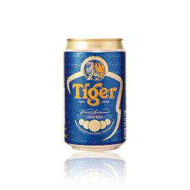 シンガポール タイガービール 缶 輸入ビール 330ml×24本【送料無料】