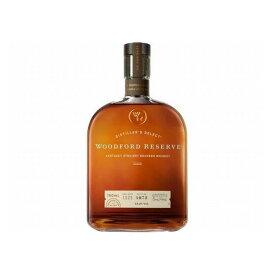 ウッドフォードリザーブ ウイスキー類 アメリカ産 750ml×1本 43.2度 【単品】【送料無料】