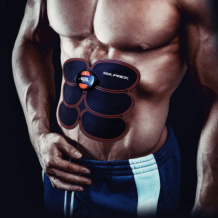 ジムフォームシックスパック 腹筋マシン 腹筋運動 腹筋マシーン 腹筋 腹筋ベルト EMS【あす楽対応】【送料無料】