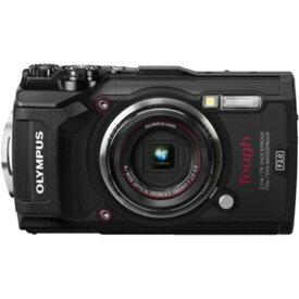 オリンパス コンパクトデジタルカメラ TOUGH TG-5 ブラック(1個)