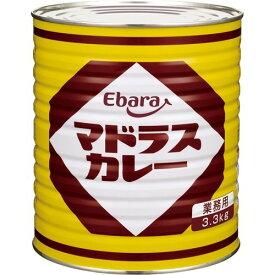 エバラ マドラスカレー 業務用(3.3kg) エバラ