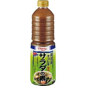 エバラ 韓国風サラダの素 チョレギ 塩味 業務用(1L) エバラ