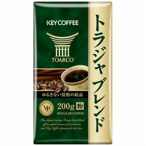 キーコーヒー VP トラジャブレンド(粉) 200g