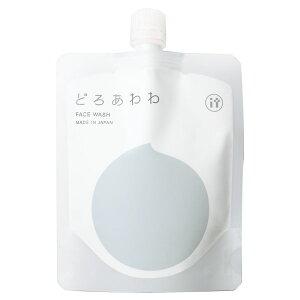どろあわわどろ豆乳石鹸110g洗顔石鹸洗顔料洗顔フォーム洗顔泡泥ドロ石鹸豆乳(2個以上から代引き可)【あす楽対応】【送料無料】
