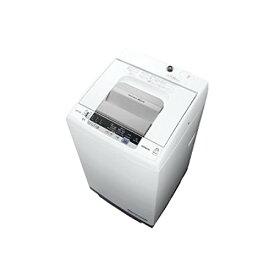日立 全自動洗濯機 白い約束 7kg NW-R704-W ホワイト(代引不可)【送料無料】