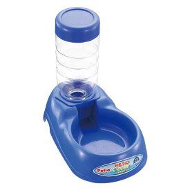 ヤマヒサ ペティオ PETIOディッシュ 給水器付 青