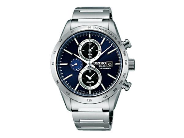 セイコー SEIKO スピリット SPIRIT ソーラー メンズ クロノグラフ 腕時計 時計 SBPY115 国内正規【楽ギフ_包装】