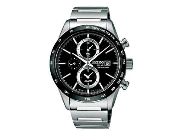 セイコー SEIKO スピリット SPIRIT ソーラー メンズ クロノグラフ 腕時計 時計 SBPY119 国内正規【楽ギフ_包装】