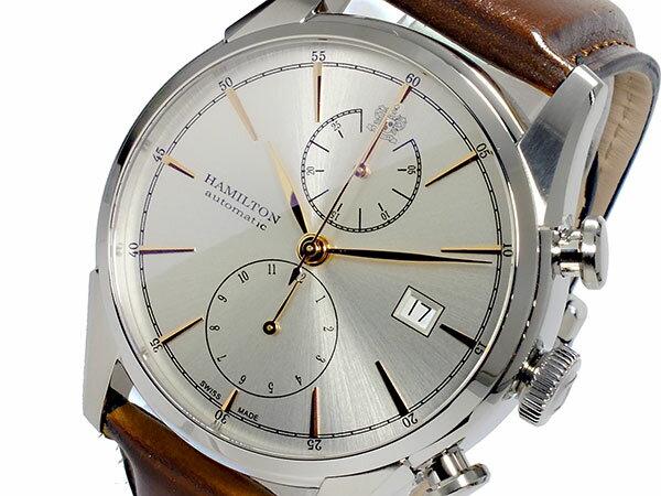 ハミルトン HAMILTON スピリットオブリバティ Spirit of Liberty 自動巻き メンズ クロノグラフ 腕時計 H32416581【楽ギフ_包装】【送料無料】