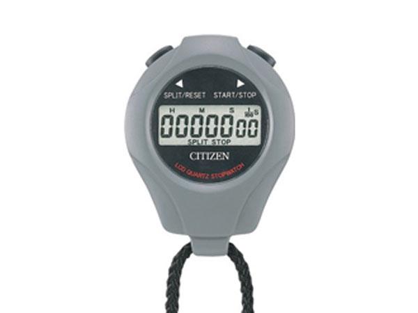 シチズン CITIZEN リズム時計製 ストップウォッチL 8RDA04-008【楽ギフ_包装】