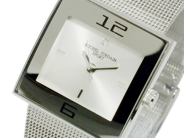ミシェル ジョルダン MICHEL JURDAIN クオーツ レディース 腕時計 時計 MJ-1600-1【楽ギフ_包装】
