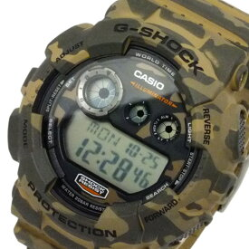 カシオ CASIO Gショック カモフラージュ デジタル メンズ 腕時計 時計 GD-120CM-5【S1】