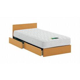 ASLEEP アスリープ ベッドフレーム ロイヤルサイズ チボー FYAH3DDC ナチュラル 引出し付き アイシン精機 ベッド(代引不可)【送料無料】