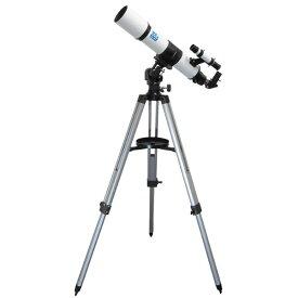 【MIZAR-TEC】ミザールテック 天体望遠鏡 屈折式 口径80mm 焦点距離640mm MK-80S /4点入り(代引き不可)【送料無料】