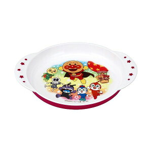レック 皿 アンパンマン 食洗機対応 大皿 赤ちゃん お皿 キッチン用品 台所用品 (代引不可)