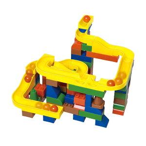 レールブロック COROREL 知育玩具 ブロック 玩具 おもちゃ ピタゴラスイッチ KTIQ-002Y【送料無料】