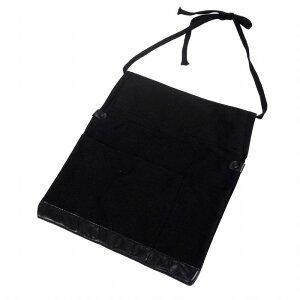 アークランドサカモト WorkMaster(ワークマスター) 黒帆布釘袋 仮枠 WM-C02