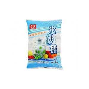 【まとめ買い】 パールエース 氷砂糖 クリスタル 1Kg x10個セット 食品 業務用 大量 まとめ セット セット売り(代引不可)【送料無料】