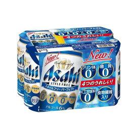 【まとめ買い】 アサヒビール(株) アサヒ スタイルフリー パーフェクト6缶 350mlX6 x4個セット まとめ お酒 アルコール(代引不可)【送料無料】
