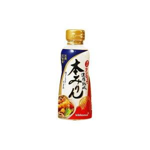 キッコーマン食品(株) 味醂 マンジョウ 濃厚熟成本みりんペット 300ML(代引不可)