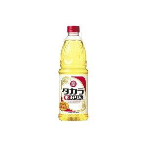 宝酒造(株) 味淋 宝 本みりん ペット 1L(代引不可)