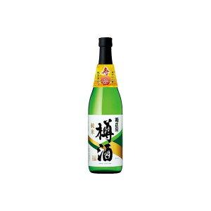 菊正宗酒造(株) 菊正宗 上撰 純米樽酒 720ml x1(代引不可)