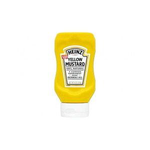 【まとめ買い】 ハインツ イエローマスタード 逆さボトル 226g x12個セット まとめ セット まとめ売り セット売り 業務用(代引不可)【送料無料】