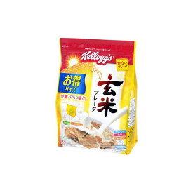【まとめ買い】 ケロッグ 玄米フレーク 徳用袋 400g x6個セット 食品 セット セット販売 まとめ(代引不可)【送料無料】
