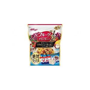 【まとめ買い】 ケロッグ フルーツグラノラハーフ 徳用 500g x6個セット 食品 セット セット販売 まとめ(代引不可)【送料無料】