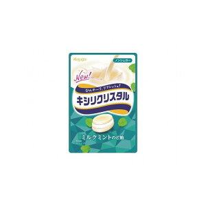 【まとめ買い】 春日井製菓 キシリクリスタル ミルクミントのど飴 71g x6個セット 食品 セット セット販売 まとめ(代引不可)【送料無料】