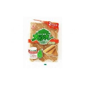 【まとめ買い】 竹田 2P麦ふぁー 8枚X2袋 x10個セット 食品 まとめ セット セット買い 業務用(代引不可)【送料無料】