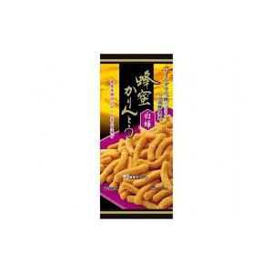 【まとめ買い】 東京カリント 蜂蜜かりんとう 白蜂 110g x12個セット 食品 まとめ セット セット買い 業務用(代引不可)【送料無料】