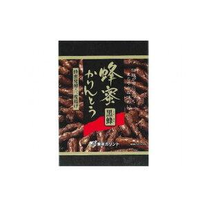 【まとめ買い】 東京カリント 蜂蜜かりんとう黒蜂 25g x12個セット 食品 まとめ セット セット買い 業務用(代引不可)【送料無料】