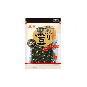 【まとめ買い】フジッコ 煎り黒豆 57g x10個セット まとめ セット セット買い 業務用(代引不可)【送料無料】
