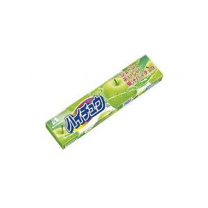 【まとめ買い】 森永製菓 ハイチュウ グリーンアップル 12粒 x12個セット まとめ セット まとめ販売 セット販売 業務用(代引不可)【送料無料】