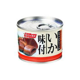 【まとめ買い】 日本水産(株) ニッスイ いか 味付 130g x24個セット まとめ セット まとめ販売 業務用 備蓄(代引不可)【送料無料】