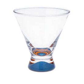 DANSK(ダンスク) グラス SPECTRA スペクトラ カクテルグラス ブルー