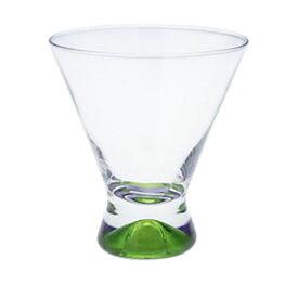 DANSK(ダンスク) グラス SPECTRA スペクトラ カクテルグラス ライム