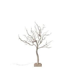 クリスマス LEDブランチツリー ゴールド Sサイズ(代引不可)【送料無料】【S1】
