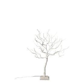 クリスマス LEDブランチツリー ホワイト Sサイズ(代引不可)【送料無料】【S1】