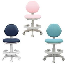 学習チェア ジャンプ5 合皮 ライトピンク ブルー パープル ネイビー イス 学習椅子 勉強椅子 勉強チェア 学習チェアー (代引不可)【送料無料】