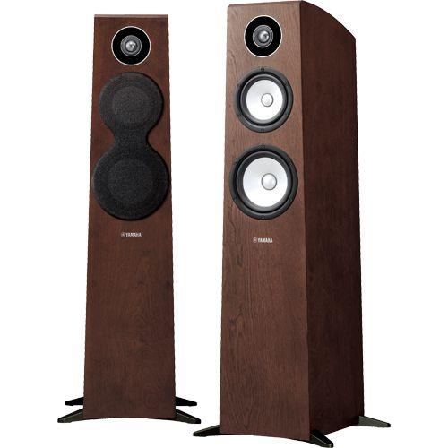 トールボーイ型高音質スピーカー NS-F700 (ブラウンバーチ) ヤマハ NS-F700(MB)(代引き不可)【1台販売】